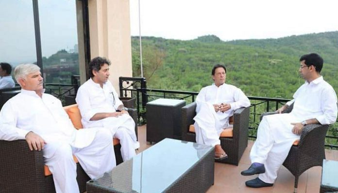 PM Imran wants CM KP, ousted ministers to settle differences: Usman Tarakai