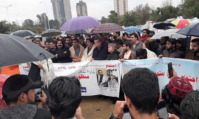 PTM leaders Mohsin Dawar, Asmat Shahjehan among others arrested