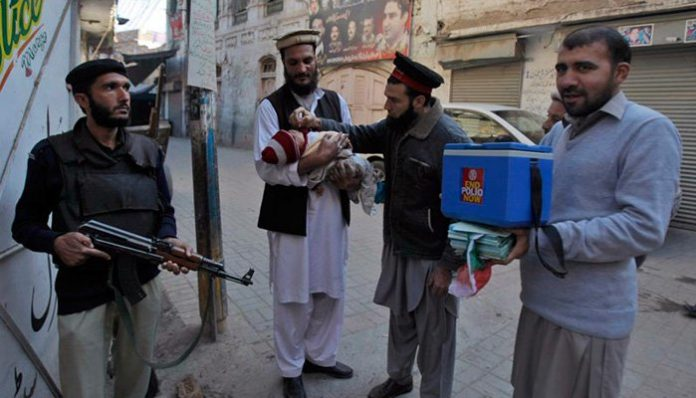 Section 144 imposed in Swabi after attack on polio vaccination team