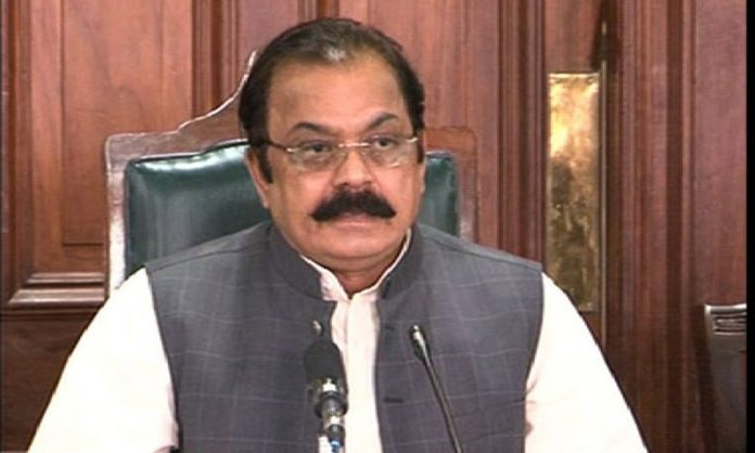 NAB summons Rana Sanaullah on Feb 19 in assets beyond means case