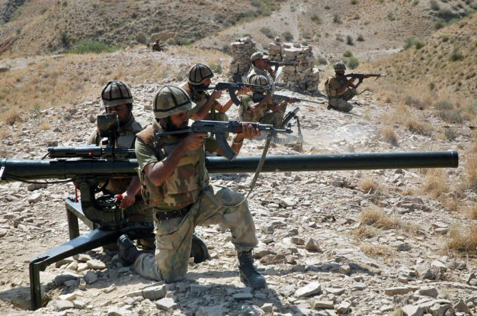 Pak Army soldier martyred, five terrorists killed in Miranshah operation
