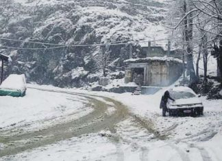 New alert issued as more rain, snowfall predicted in Azad Kashmir