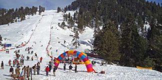 Winter Sports Festival kicks off in Swat