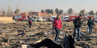 176 killed in Ukrainian airliner crash in Iran