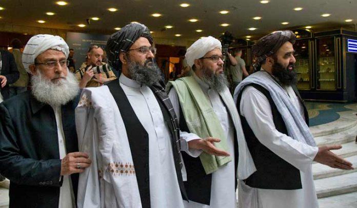 Afghan peace deal in jeopardy as Taliban break off talks with Kabul