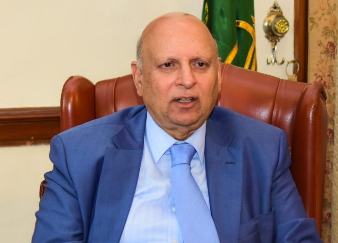 Pervaiz Elahi never wished to become Chief Minister: Sarwar
