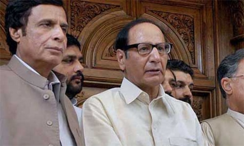 Shujaat advises PM Imran to stay away from conspirators, trust allies