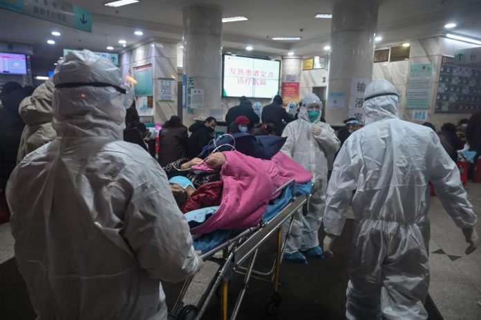 China coronavirus death toll soars to 722