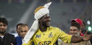 Darren Sammy to get honorary citizenship of Pakistan: Javed Afridi