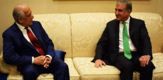 Pakistan hopes US, Taliban deal will set tone for peace in Afghanistan