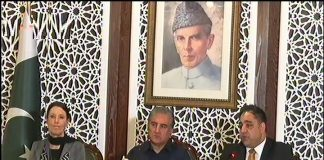 FM Qureshi urges UK Parliament Group to brief UN on situation in Occupied Kashmir