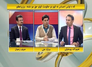 Khyber Online with NaeemUllah Yousafzai, Mubarak Ali & Hanif Rehman   9th February 2020   Khyber News