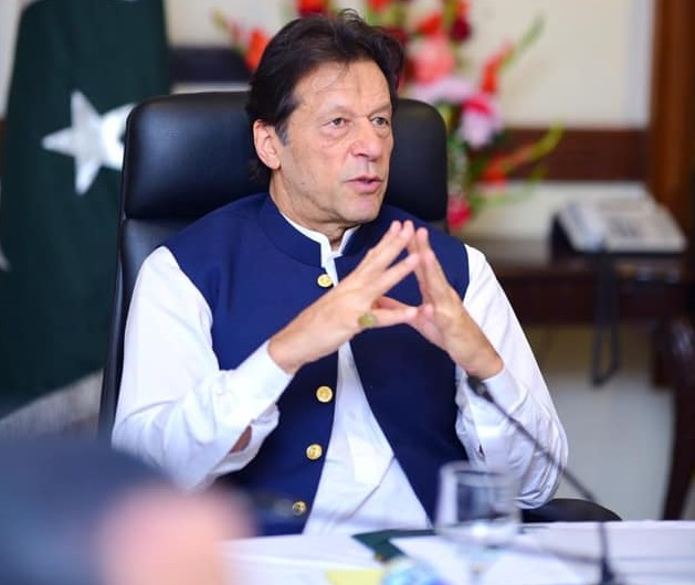 Justice will prevail in Kashmiris' struggle for self-determination: PM Imran