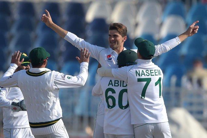 Shaheen Afridi destroys Bangladesh batting order, all out on 233