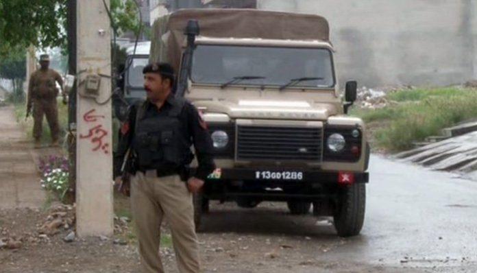 Five terrorists killed in security operation near Peshawar