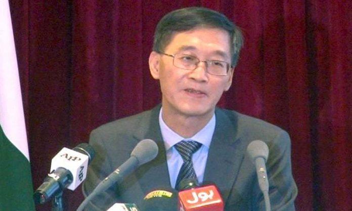 China ensuring best measures to not let coronavirus enter Pakistan: Yao Jing
