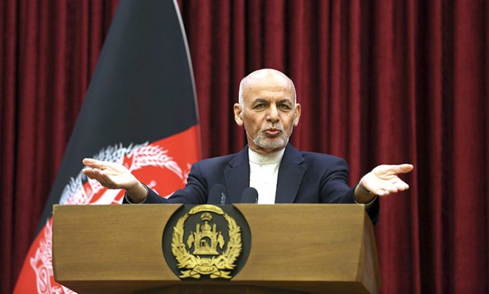 Afghan government says will release 100 Taliban prisoners