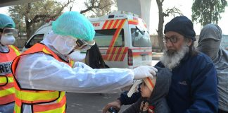 Sindh confirms two more coronavirus cases, total reaches 18