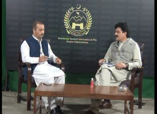 Cross Talk with Syed Wiqas Shah   18th March 2020   Khyber News
