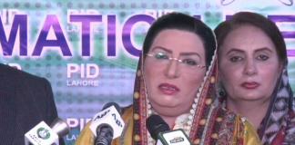 Govt reviving film industry to portray Pakistan's soft image: Dr Firdous