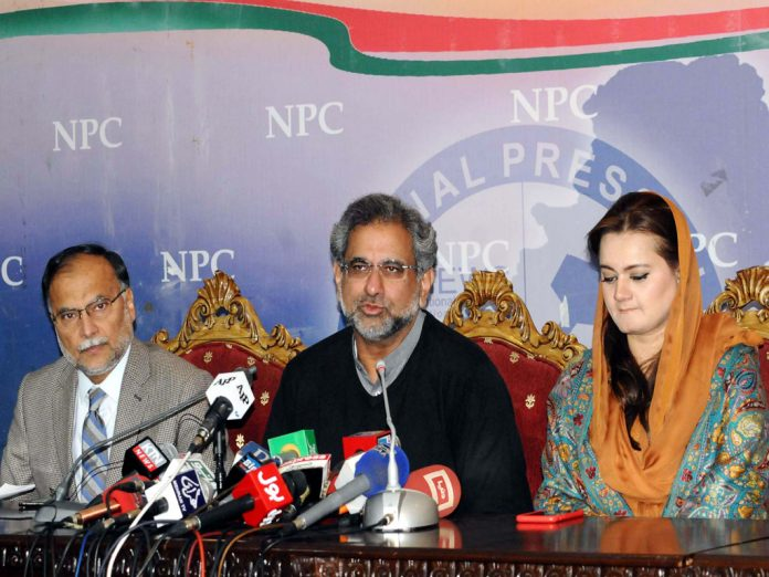 PTI's governance model badly failed, country needs change: Khaqan Abbasi