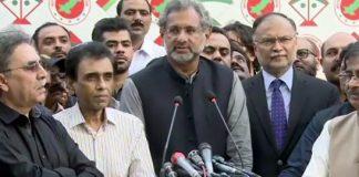 PML-N delegation met MQM-P leaders to strengthen democracy: Khaqan