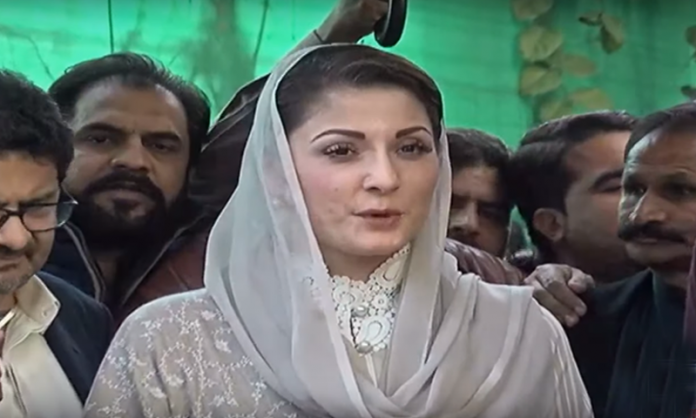 Maryam Nawaz says she was silent because of'personal reasons'