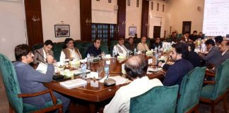 CM Sindh orders closure of wedding halls, shrines over coronavirus fears