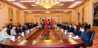 Chinese Premier thanks Pakistan for support to China during testing times