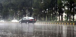 New spell of rain continues to lash various parts of country