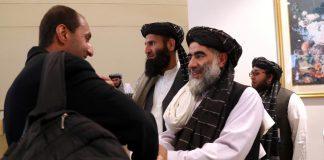 Taliban team in Kabul to begin prisoner exchange process