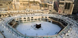 Imam-e-Kaaba assures worshipers will soon return to Two Holy Mosques