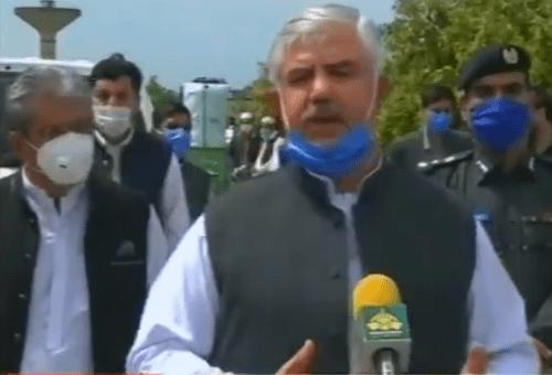Govt devises comprehensive strategy to meet coronavirus challenge: CM Mahmood