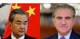 Chinese FM assures FM Qureshi of continued support to Pakistan amid pandemic