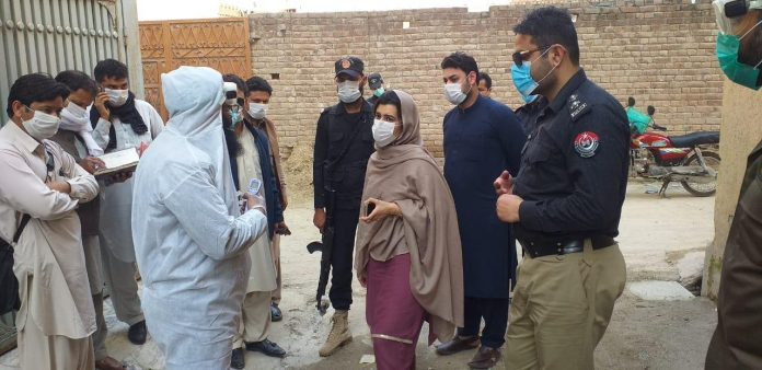 Khyber Pakhtunkhwa reports three more deaths, 65 fresh COVID-19 cases