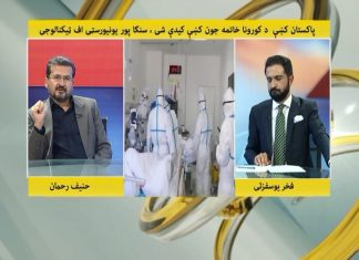 Khyber Online with Fakhar Yousafzai, Hanif Ur Rehman | 27th April 2020 | Khyber News