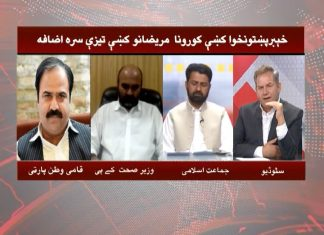 Marakka with Hassan Khan | 22nd April 2020 | Khyber News