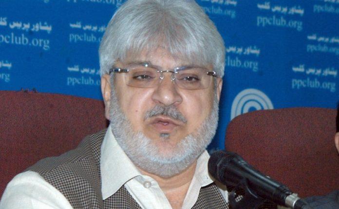 MNA leader Munir Khan Orakzai tests positive for coronavirus