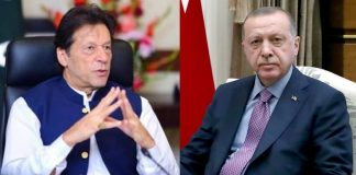 Pakistan, Turkey agree to work together against COVID-19