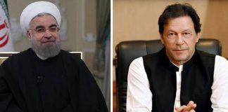 PM Iman, Iranian President, Bill Gates discuss coronavirus crisis