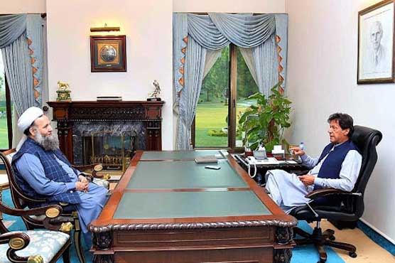 PM Imran directs for plan in consultations with Ulema for Ramazan