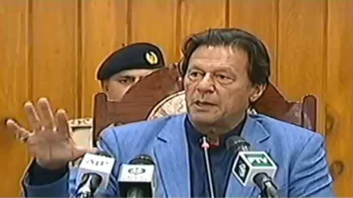 Govt to review decision of opening mosques if virus spread rises: PM Imran