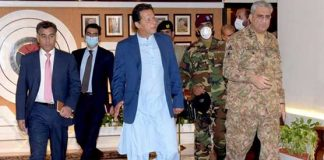 No stone will be left unturned to safeguard national security: PM Imran