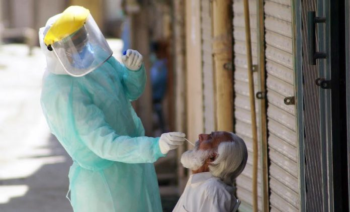 Pakistan records 2,775 new coronavirus cases, 59 deaths in past 24 hours