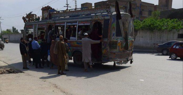 KP govt extends ban on public transport amid coronavirus spread