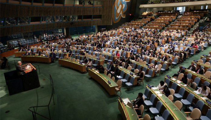 UN forum calls for addressing debt burden of virus-hit developing nations