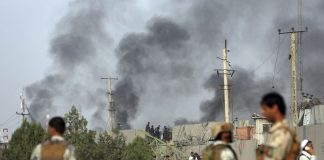 Taliban confirms attack at military centre in Afghanistan