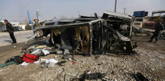 Car bomb kills at least five in eastern Afghanistan: officials