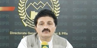 Govt welcomes constructive criticism in fight against COVID-19: Ajmal Wazir