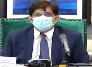 Sindh to follow federal govt in implementing revised lockdown plan: CM Shah
